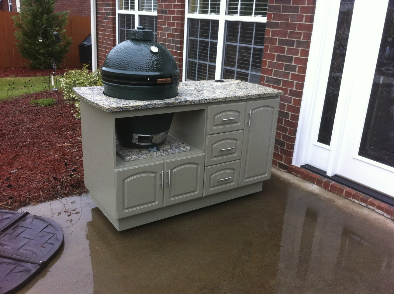 Small Kitchens BBQ Islands Fireside Outdoor Kitchens -  select outdoor kitchens