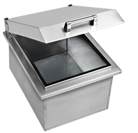 Delta heat 15 drop in cooler dhoc15d fireside outdoor for Drop in cooler for outdoor kitchen