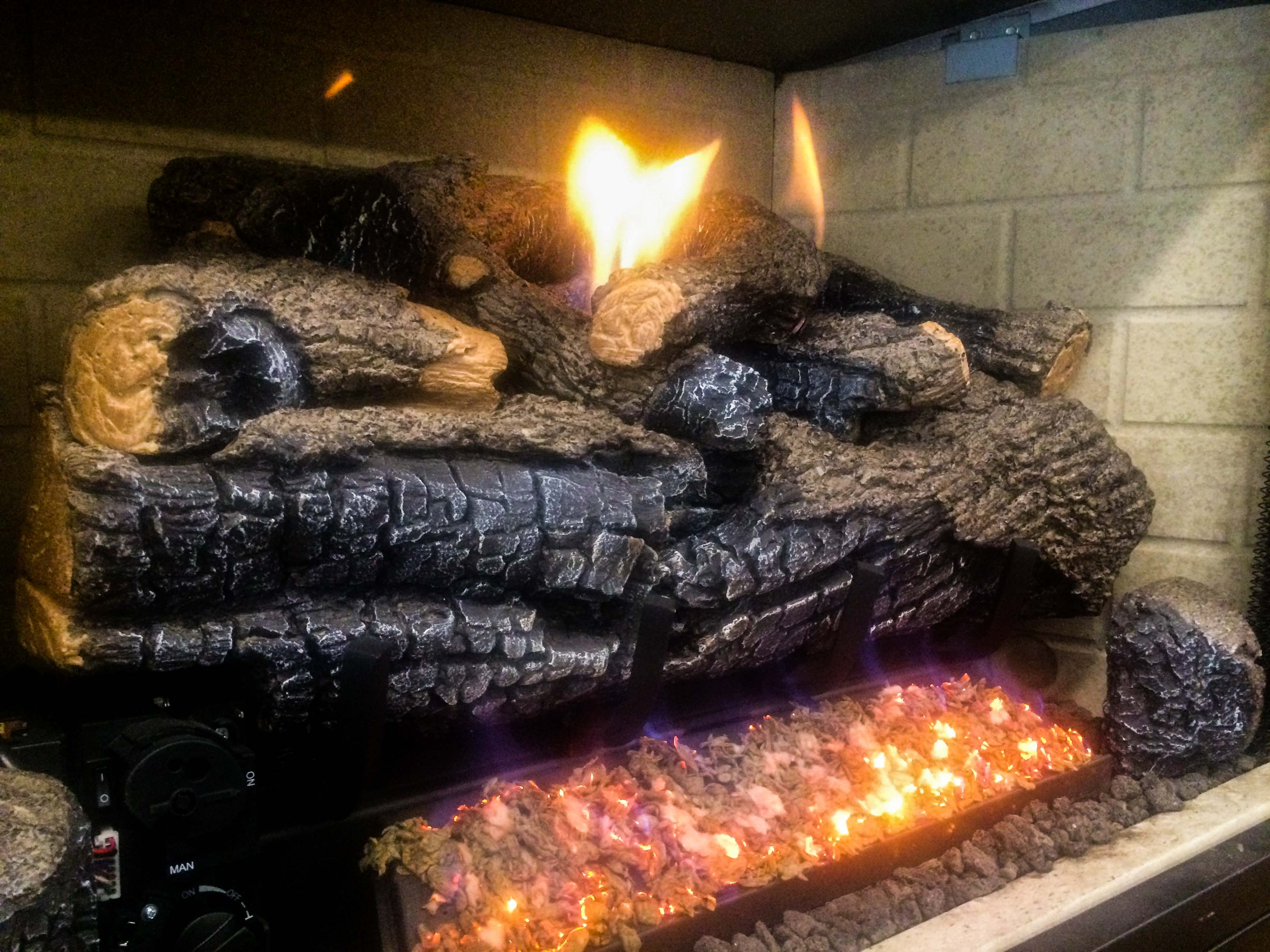 Fireplace Gas Logs Gas Logs For Fireplace Used Fireplace Inserts With Blower Parts Gas Fire