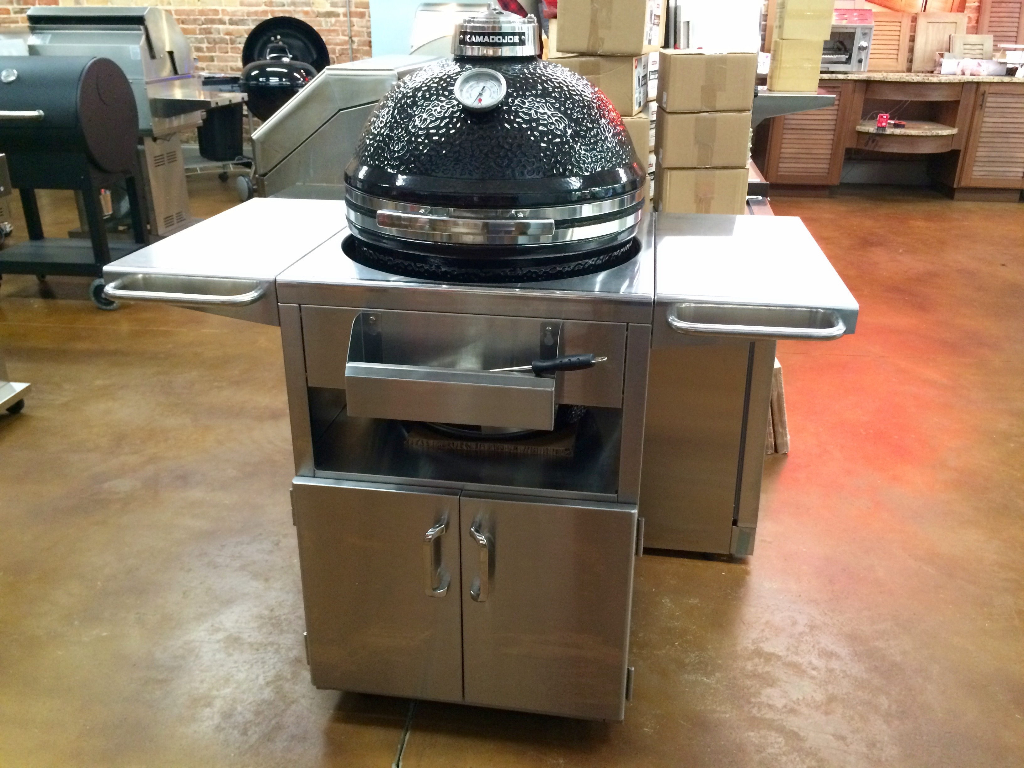 Fireside S Favorite Things Kamado Joe Grill Deal