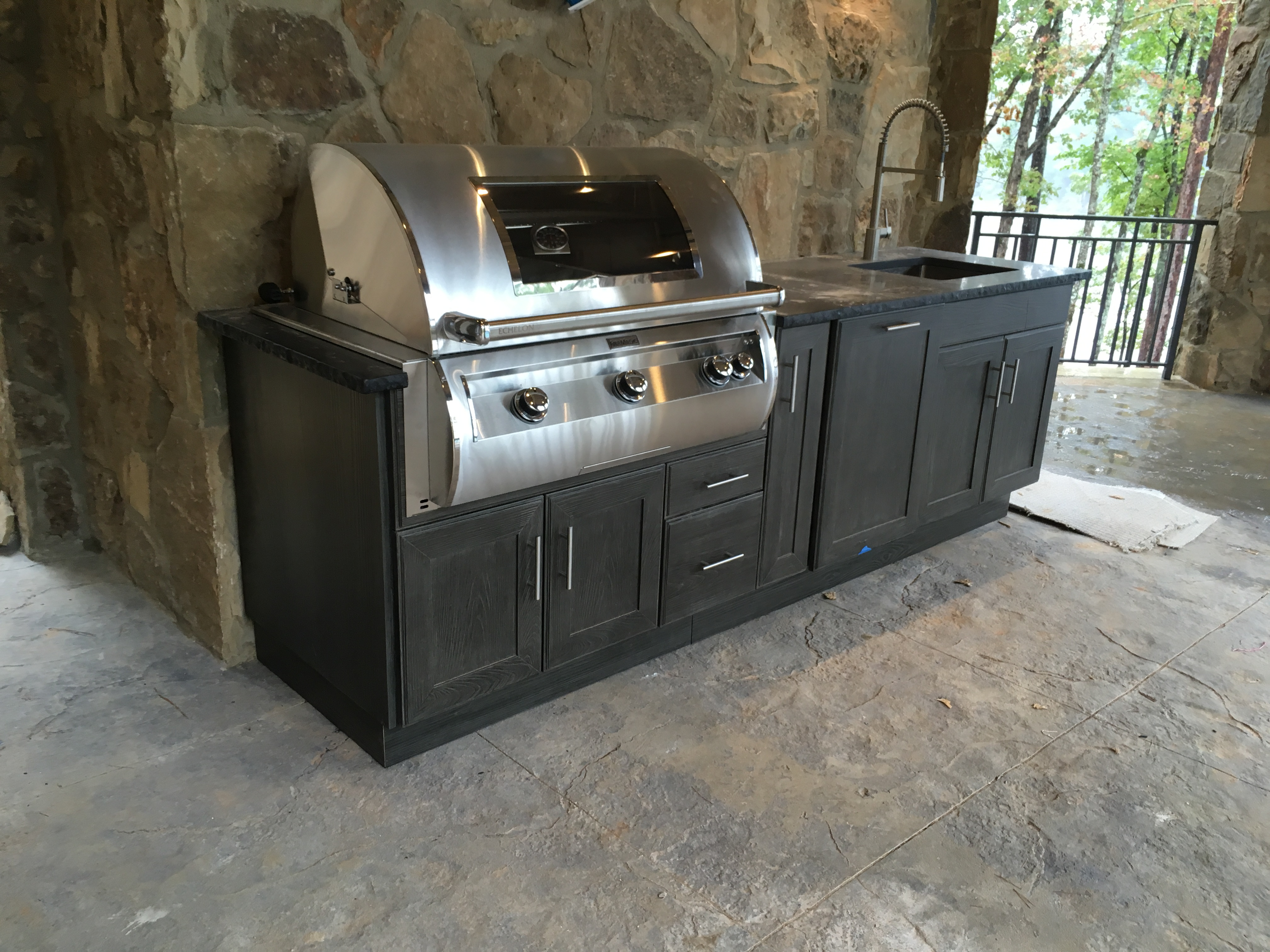 Naturekast Outdoor Summer Kitchen Cabinet Gallery: Outdoor Grills 101... How To Make The Long Term Buying Decision
