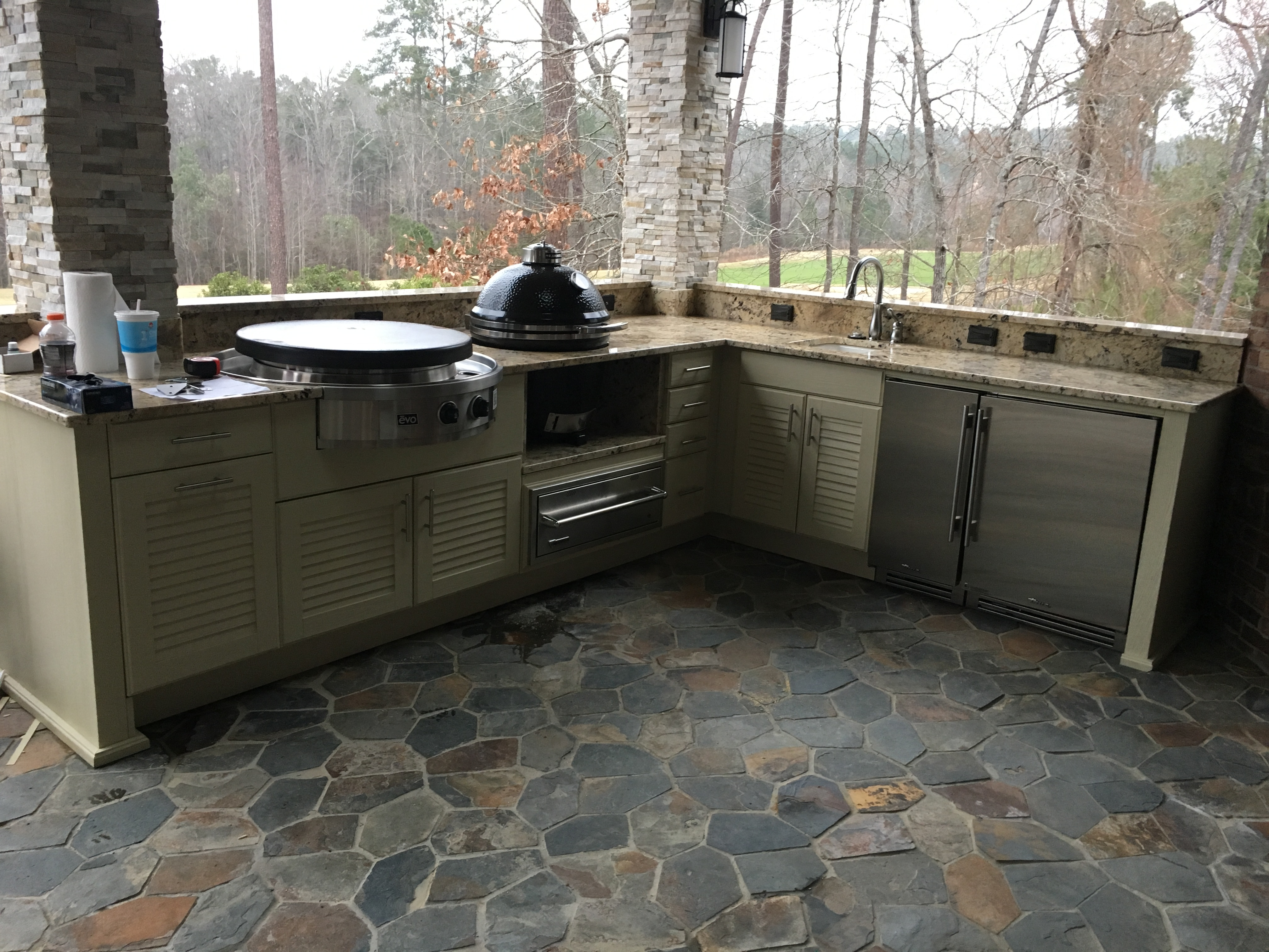 EVO with KJ True and warming drawer1