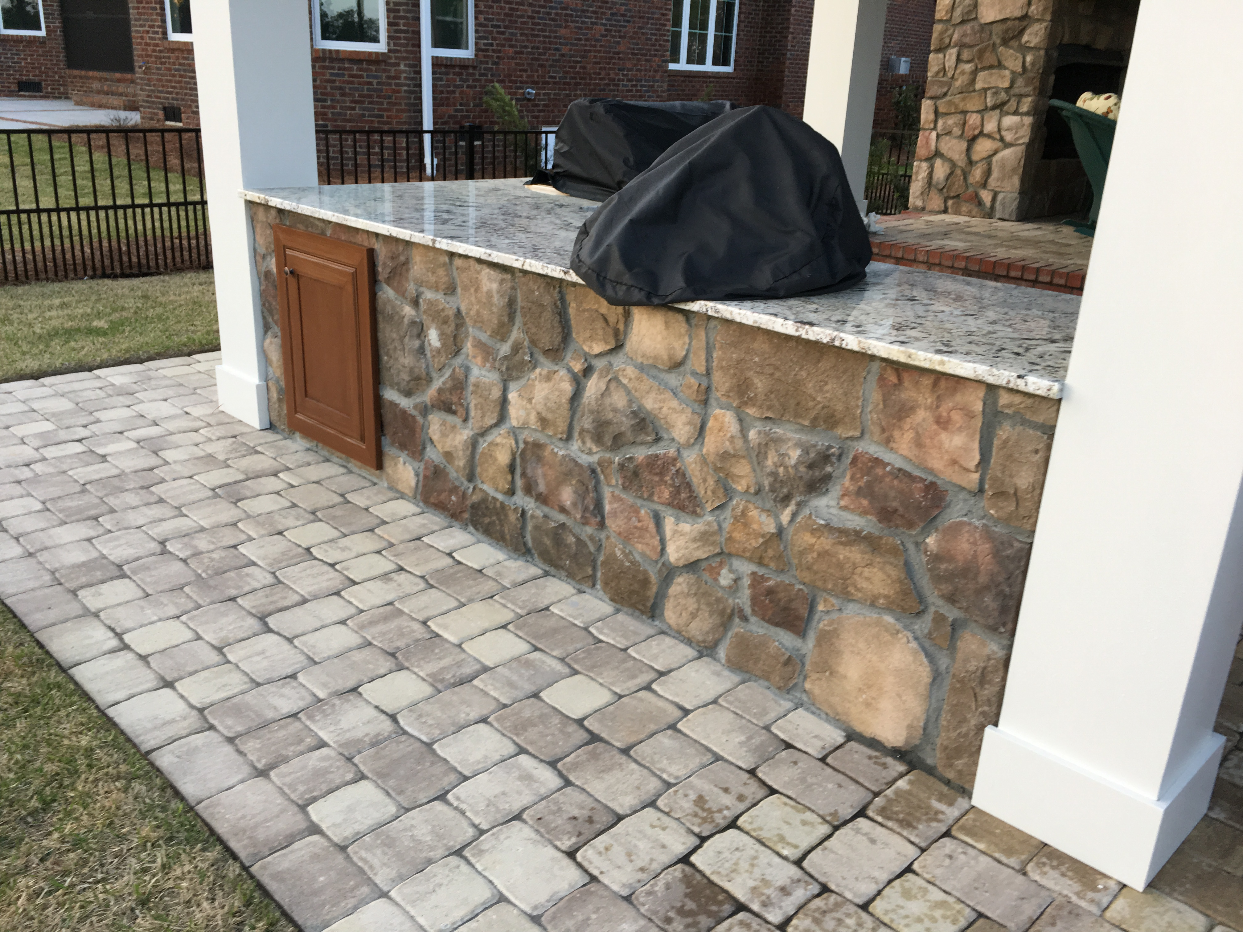Golf course grills2
