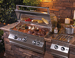 Outdoor Kitchesn Grills