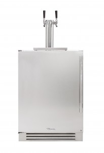 "True 24"" Beverage Dispenser / Refrigerator"