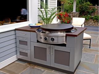 EVO Affinity 30g Built-in Gas Grill - Fireside Outdoor Kitchens