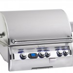 Firemagic Diamond Echelon 660i Grill setup for LP or NG, you choose