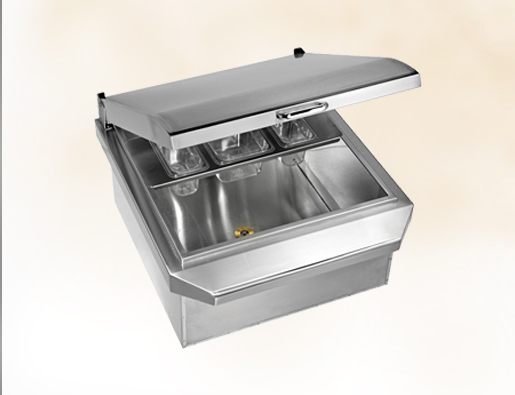 Twin eagles 24 outdoor cooler drop in fireside outdoor for Drop in cooler for outdoor kitchen