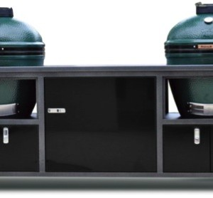Put your two favorite grills in this cart and they can be any size!