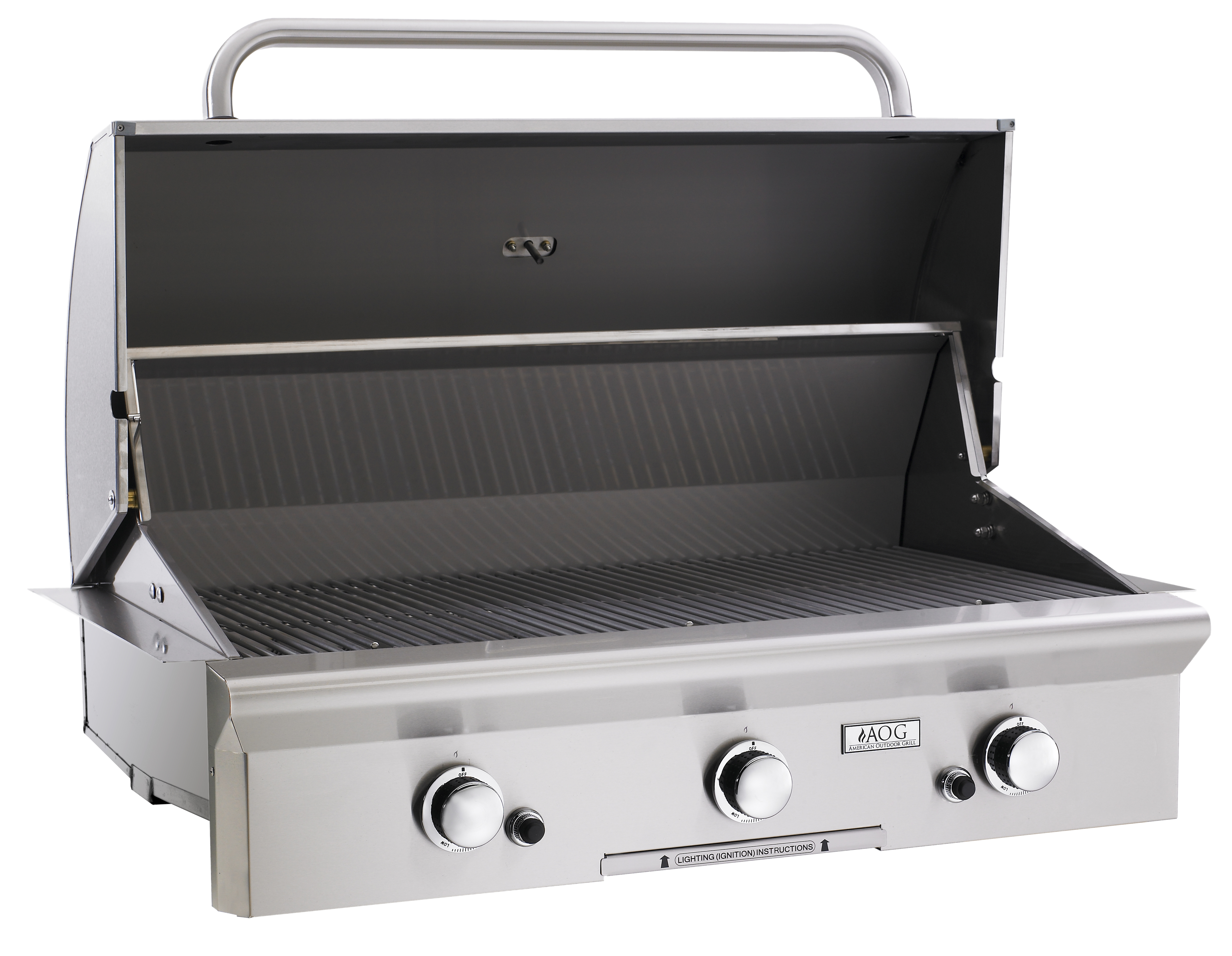 Aog Grill 36 Inch Build In Gas Grill Fireside Outdoor