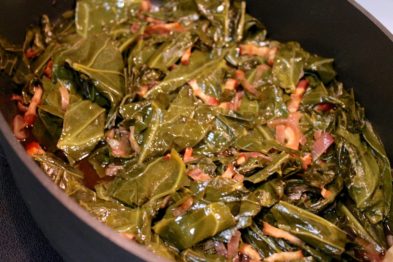 How To Make Soul Food Collard Greens