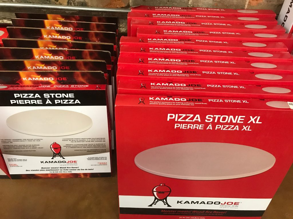 Kamado Joe Pizza Stone