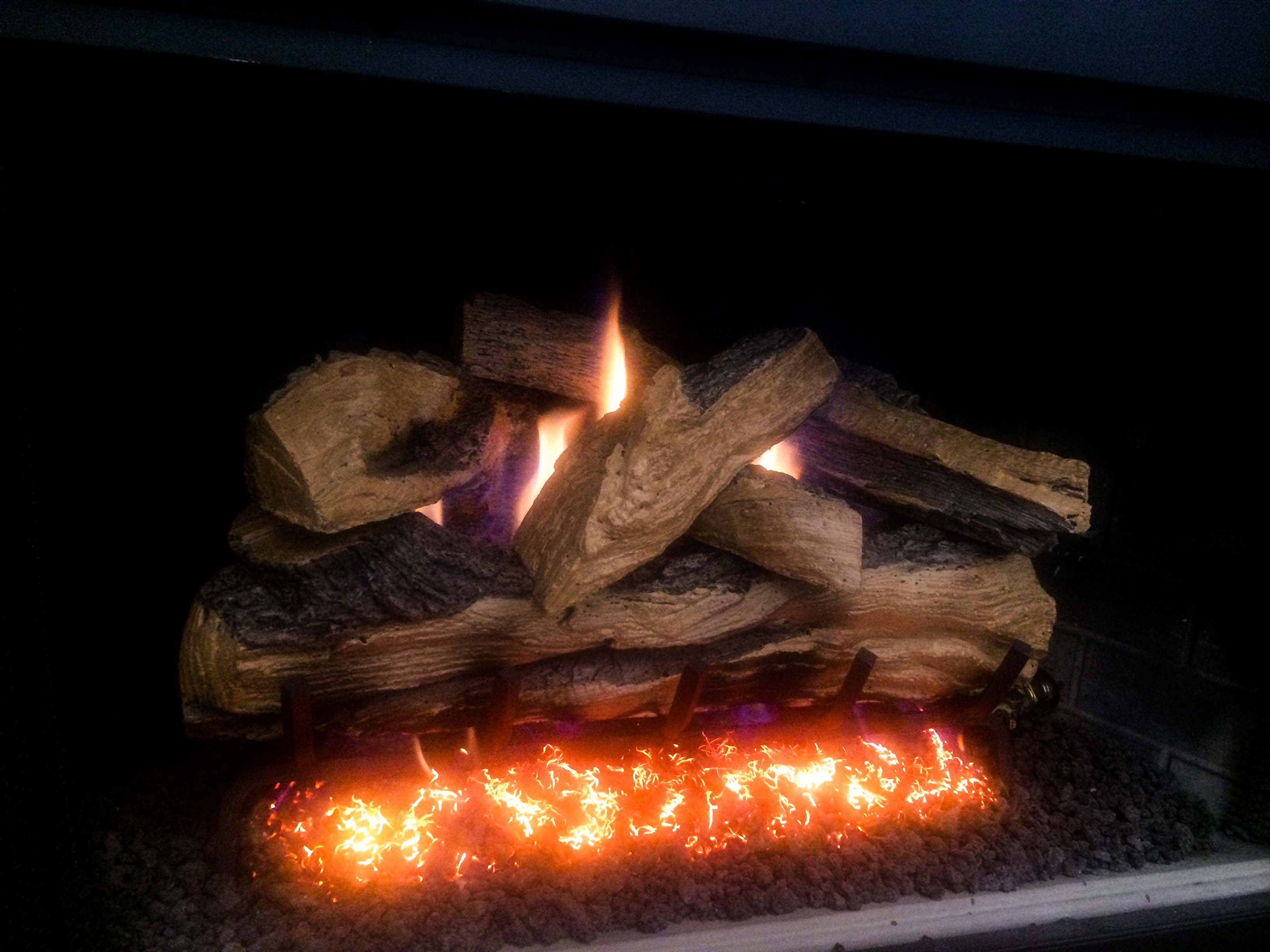 or at pin logs sure of non our come experts in the fireplaces systems vented difference fireplace not call gas