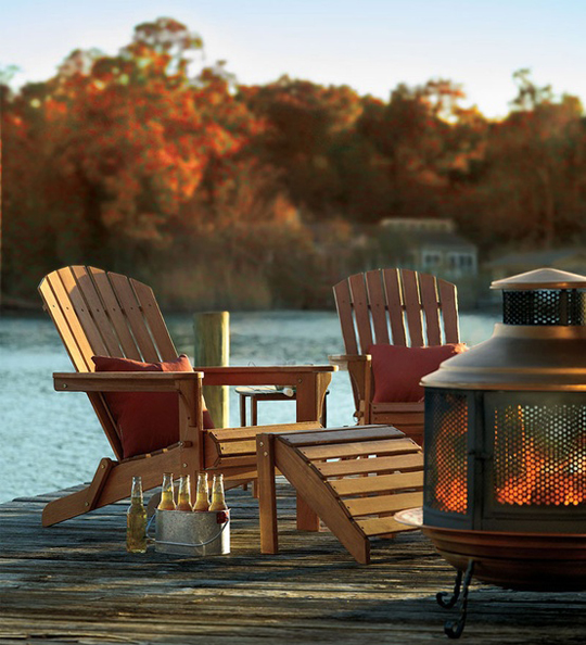 Autumn Night Fire Pit : What fire pit is right for you fireside outdoor kitchens