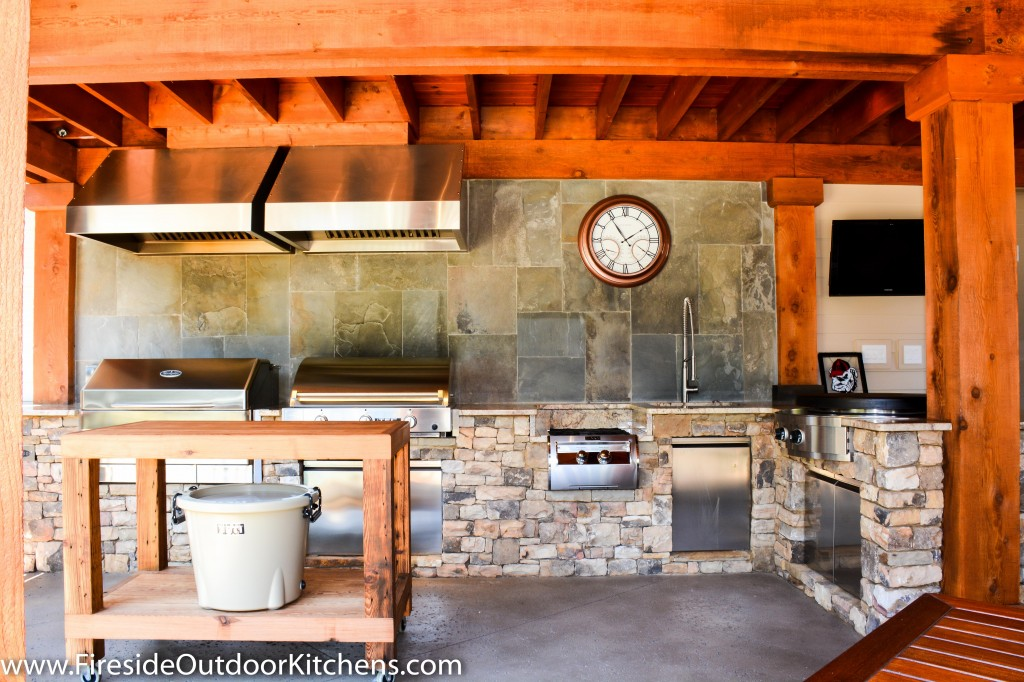 Fireside Outdoor Kitchens Serious Cooks Second Kitchen-3