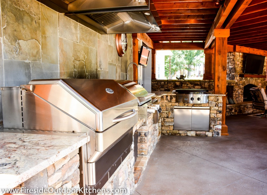 Fireside Outdoor Kitchens Serious Cooks Second Kitchen-7