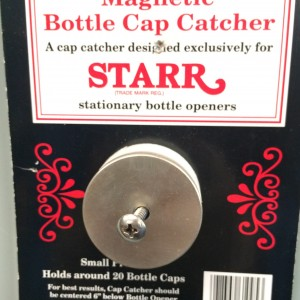 Starr Magnetic Bottle Cap Catcher