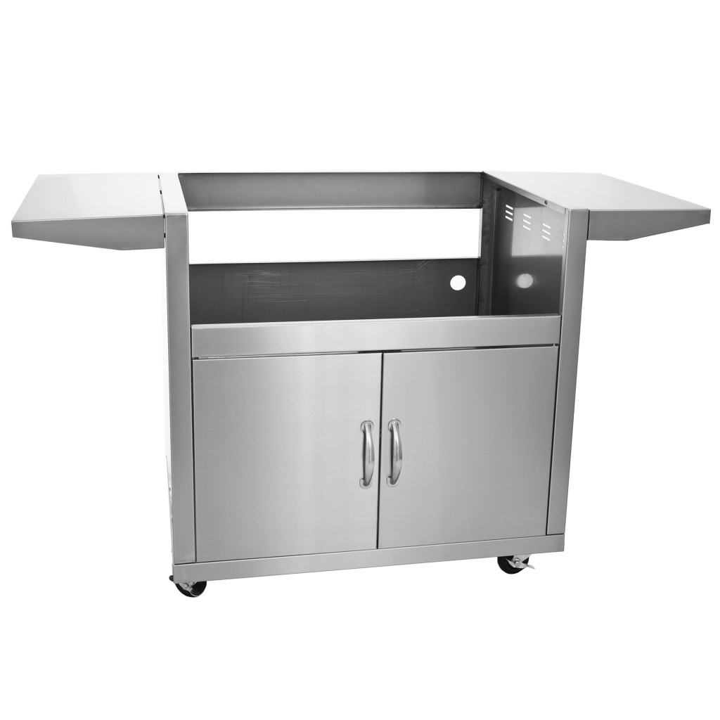 Blaze Grill Cart For 40 Inch Gas Grill Fireside Outdoor