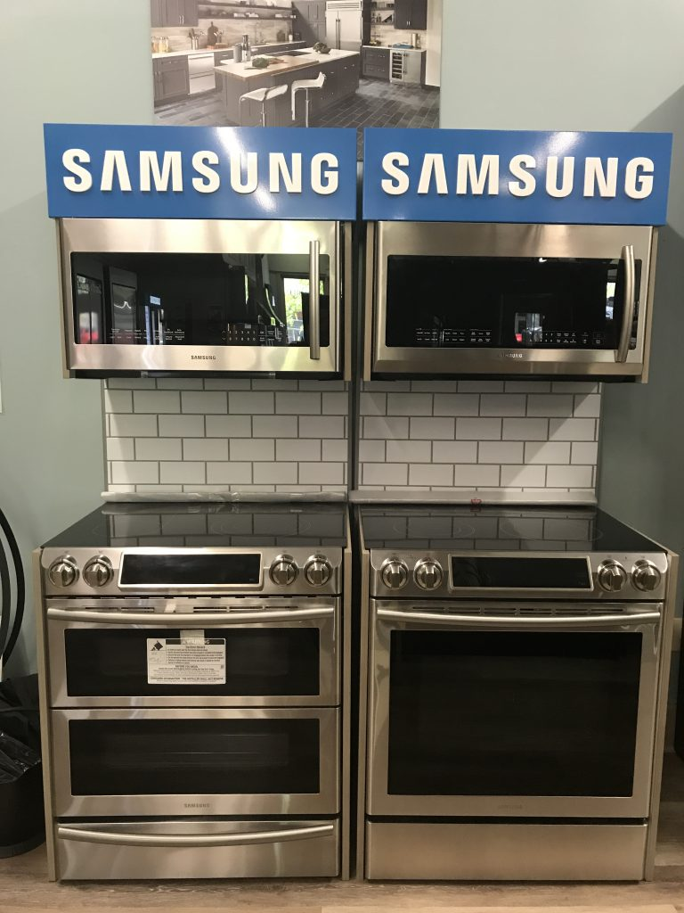Samsung indoor appliances